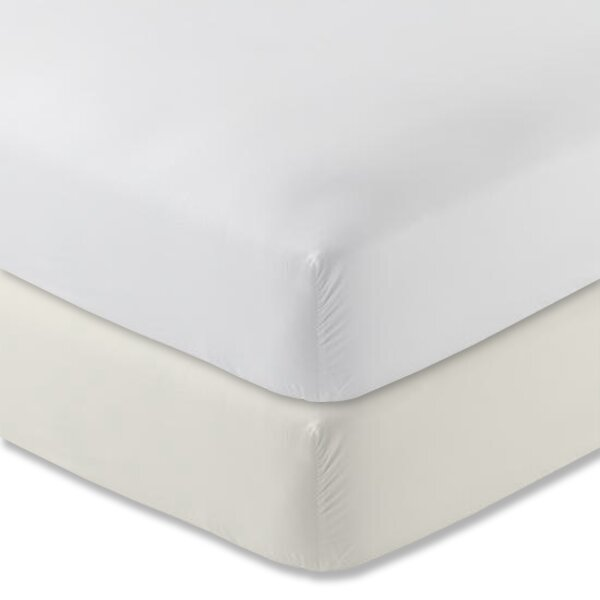 Gettinger 300 Thread Count 100% Cotton Fitted Sheet by Alcott Hill
